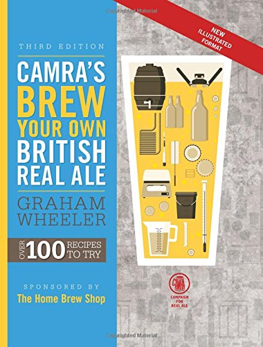9781852493196: CAMRA's Brew Your Own British Real Ale: Over 100 Recipes to Try