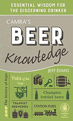 9781852493387: CAMRA's Beer Knowledge: Essential Wisdom for the Discerning Drinker