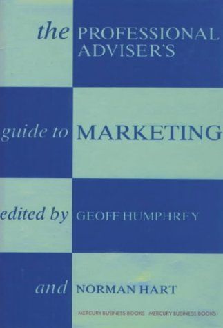 THE PROFESSIONAL ADVISER'S GUIDE TO MARKETING