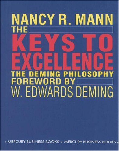 9781852510978: The Keys to Excellence: Deming Philosophy
