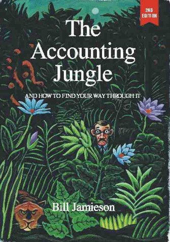 9781852522995: The Accounting Jungle: And How to Find Your Way Through It