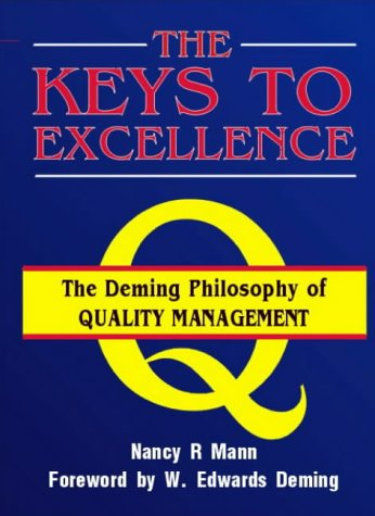 9781852523237: The Keys to Excellence: Deming Philosophy