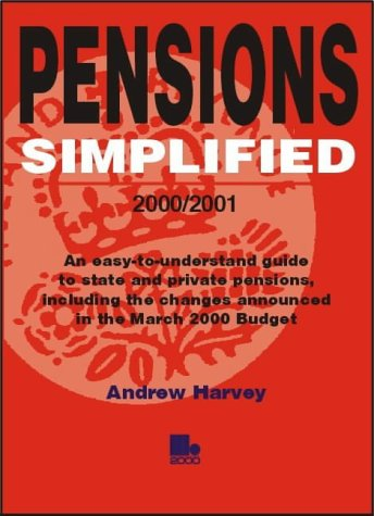 Pensions Simplified (1852523271) by Harvey, Andrew
