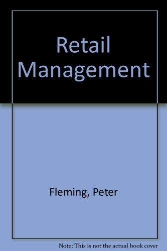 Retail Management: Fleming, Peter