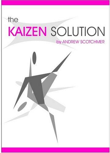 9781852526184: The Kaizen Solution
