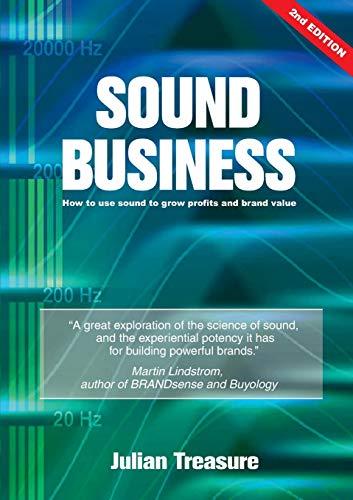 9781852526689: Sound Business