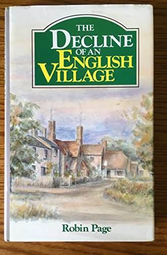 9781852532062: The Decline of an English Village