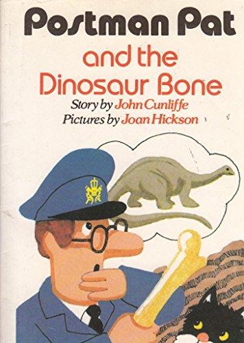9781852550585: Postman Pat and the Dinosaur Bone (A Postman Pat easy reader)