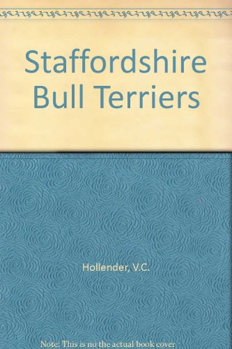 9781852590628: Staffordshire Bull Terriers