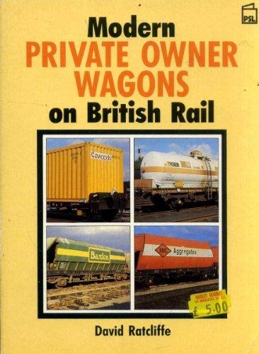 Modern Private Owner Wagons on British Rail: RATCLIFFE David