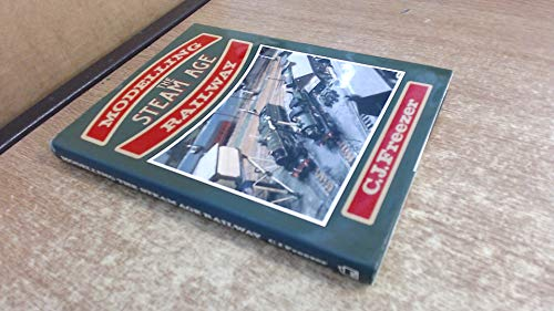 9781852601164: Modelling the Steam Age Railway