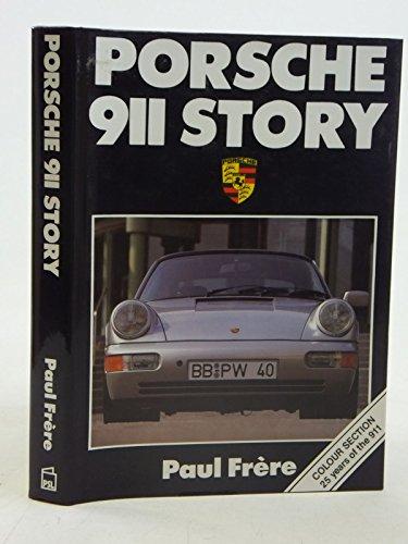 9781852601287: Porsche 911 Story