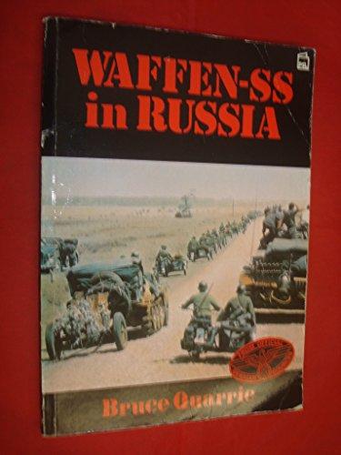 9781852601553: Waffen SS in Russia