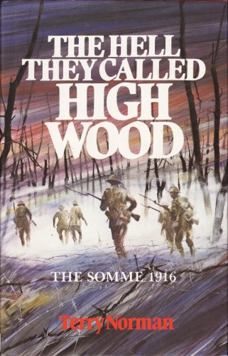 9781852602505: The Hell They Called High Wood: Somme, 1916