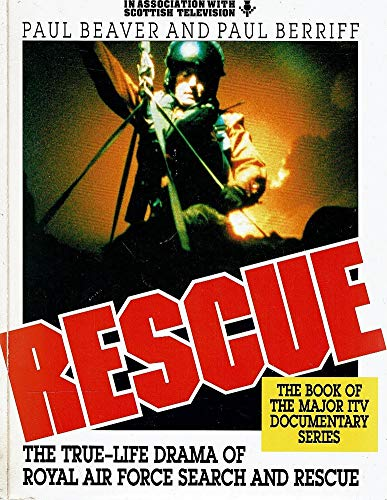 9781852602918: Rescue: True-life Drama of Royal Air Force Search and Rescue