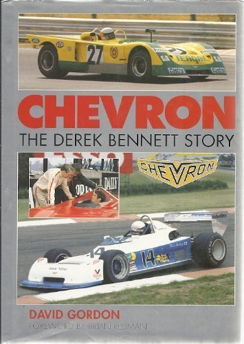 9781852603182: Chevron: The Derek Bennett Story