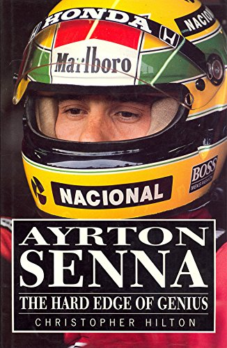 9781852603601: Ayrton Senna: The Hard Edge of Genius
