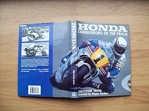 Honda Conquerors of the Track: Hilton, Christopher