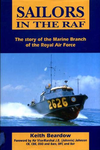 9781852604073: Sailors in the Raf: The Story of the Marine Branch of the Royal Air Force