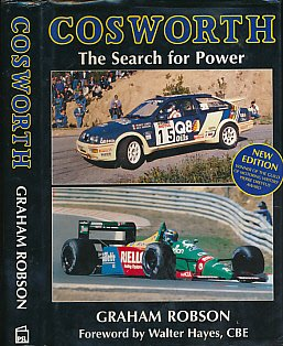 9781852604110: Cosworth: The Search for Power