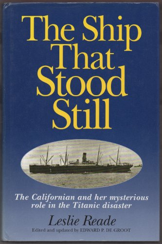 9781852604165: The Ship That Stood Still: