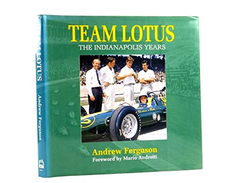 9781852604912: Team Lotus: The Indianapolis Years