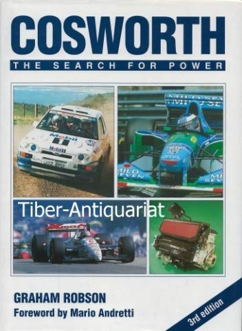 9781852605032: Cosworth: The Search for Power