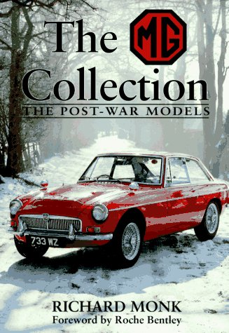 The MG Collection: Post-war Models v. 2: Monk, Richard