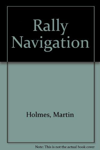 9781852605773: Rally Navigation