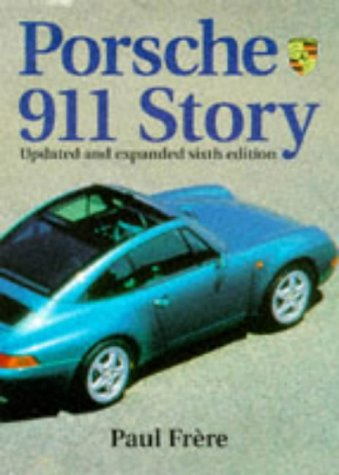Porsche 911 Story.: Paul Frere.