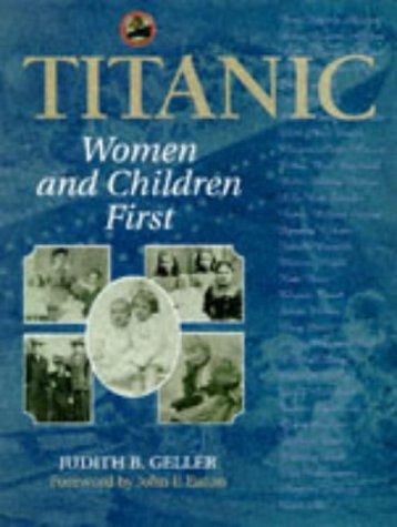 "9781852605940: ""Titanic"": Women and Children First"