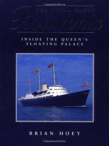 9781852605988: The Royal Yacht Britannia: Inside the Queen's Floating Palace