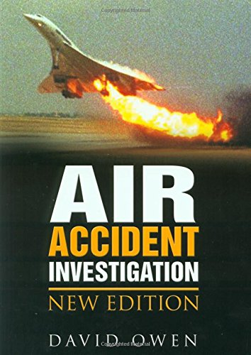 9781852606077: Air Accident Investigation