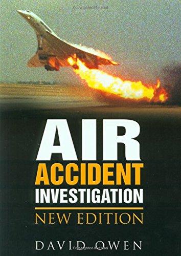 9781852606077: Air Accident Investigation