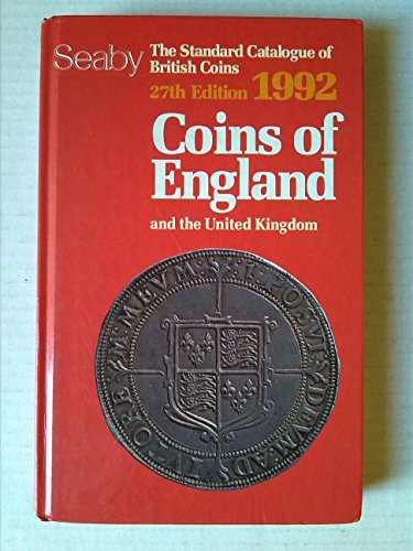 9781852640729: Standard Catalogue of British Coins: Coins of England and the United Kingdom Pt. 1
