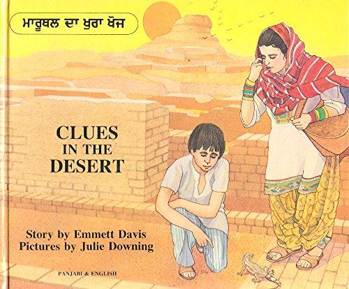 9781852690984: Clues in the Desert