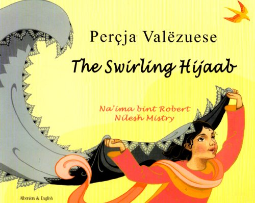 9781852691059: The Swirling Hijaab in Albanian and English (Early Years) (English and Albanian Edition)