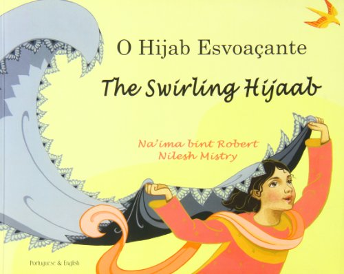 9781852691790: The Swirling Hijaab in Portuguese and English (Early Years) (English and Portuguese Edition)