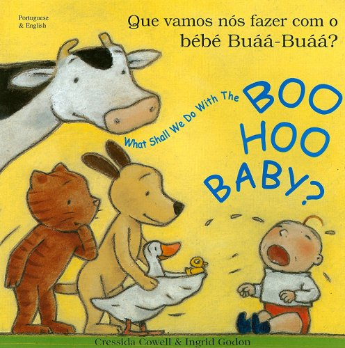 9781852692544: What Shall We Do with Boo Hoo Baby (Portuguese Edition)