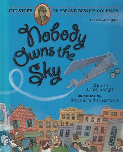 9781852693435: Nobody Owns the Sky