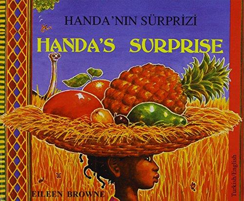 9781852694777: Handa's Surprise in Turkish and English (English and Turkish Edition)