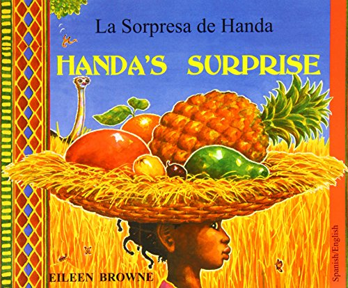9781852695156: Handa's Surprise in Spanish and English (English and Spanish Edition)