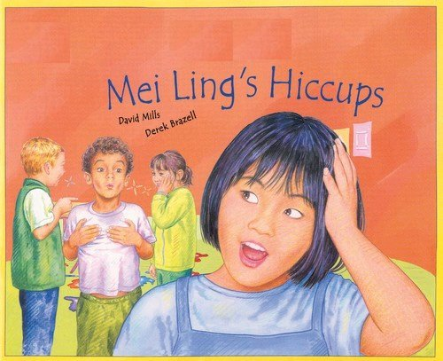 9781852695590: Mei Ling's Hiccups in Hmong and English (Multicultural Settings) (English and Hmong Edition)