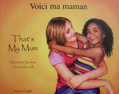 9781852696009: That's My Mum / Voici Ma Mere