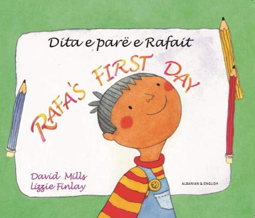 Sam's First Day (English and Albanian Edition): Mills, David