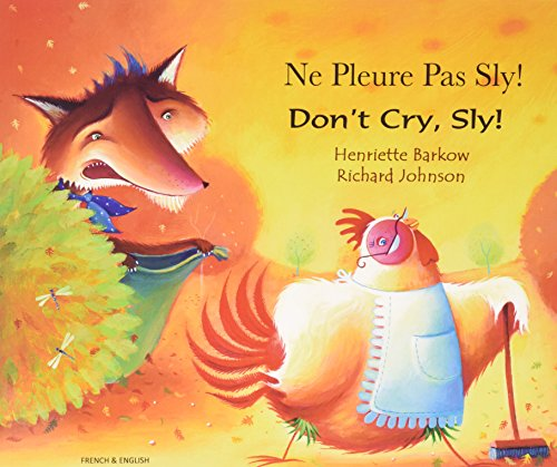 9781852696542: Don't Cry Sly in French and English (English and French Edition)