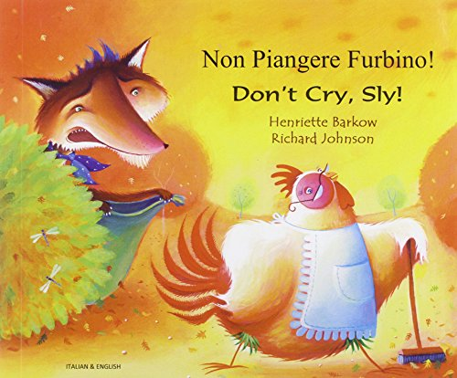 9781852696573: Don't Cry Sly in Italian and English (English and Italian Edition)