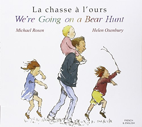 9781852697129: Going on a Bear Hunt (French Edition)