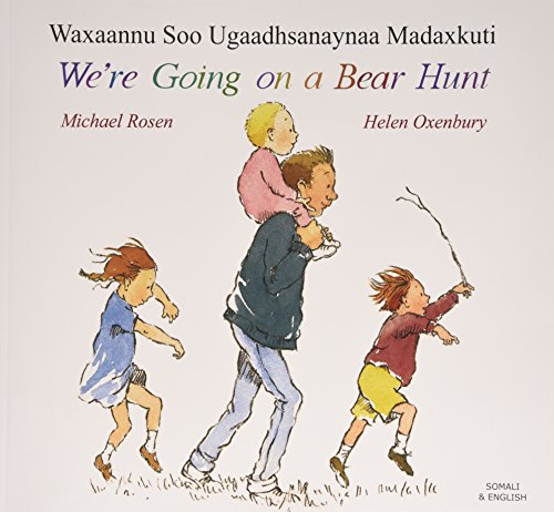 9781852697181: We're Going on a Bear Hunt in Somali and English (English and Somali Edition)