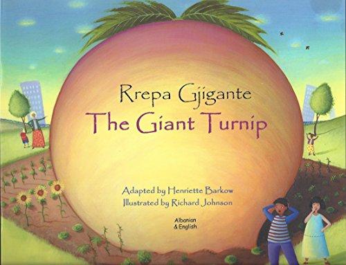 9781852697327: Giant Turnip (World tales series)
